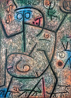 Paul Klee: Oh! These Rumors!