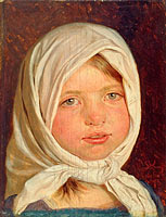 Little girl from Hornbæk