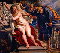 Peter Paul Rubens: Susanna and the Elders (1)