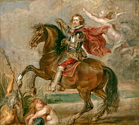 Equestrian Portrait of the Duke of Buckingham