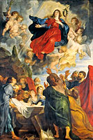 The Assumption of the Virgin Mary
