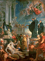 Peter Paul Rubens: The miracles of St. Francis Xavier