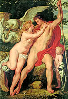 Peter Paul Rubens: Venus and Adonis (1)