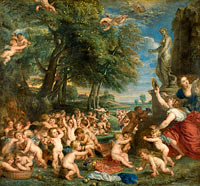 Peter Paul Rubens: Worship of Venus