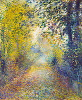 Pierre-Auguste Renoir: In the Woods