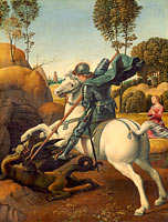 Saint George and the Dragon (1)