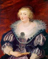 Peter Paul Rubens: Portrait of a Lady
