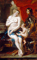 Peter Paul Rubens: Venus, Mars and Cupid