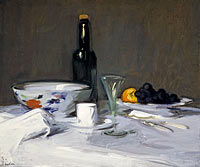 Samuel Peploe: The Black Bottle