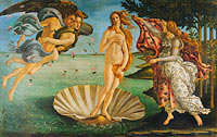 Sandro Botticelli: The Birth of Venus