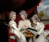 Joshua Reynolds: The Ladies Waldegrave