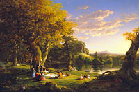 Thomas Cole: The Pic-Nic