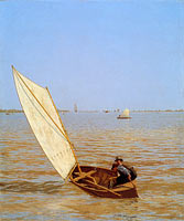 Thomas Eakins: Starting Out After Rail