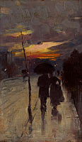 Tom Roberts: Going home