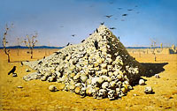 Vasily Vereshchagin: The Apotheosis of War