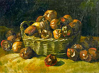 Basket of Apples (4)