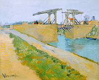 Vincent van Gogh: The Langlois bridge