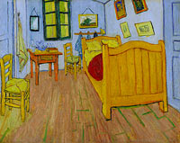 Vincent van Gogh: The Bedroom
