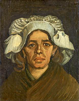 Head of a Woman (3)