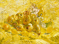 Vincent van Gogh: Quinces, lemons, pears and grapes