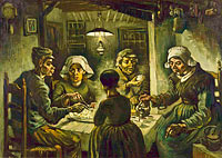 The potato eaters (1)