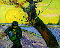 Vincent van Gogh: The Sower (5)