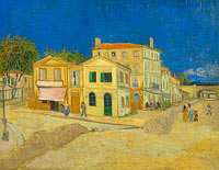 Vincent van Gogh: The yellow house ('The street')