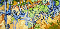 Vincent van Gogh: Tree-roots