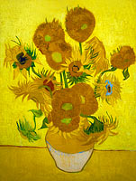 Vincent van Gogh: Sunflowers (1)