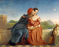 William Dyce: Francesca da Rimini