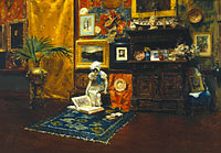 William Merritt Chase: Studio Interior