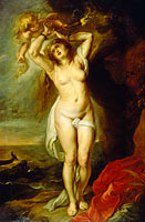 Peter Paul Rubens: Andromeda