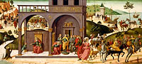 Biagio d'Antonio: The Story of Joseph (1)