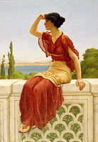 John William Godward: The Signal