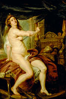 Peter Paul Rubens: The Death of Dido