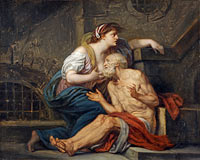 Cimon and Pero: Roman Charity