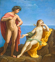 Гвидо Рени: Bacchus and Ariadne