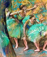 Edgar Degas: The Dancers (4)