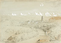 Landscape with View of Bern