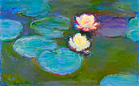 Claude Monet: Nympheas