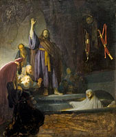 The Raising of Lazarus (2)