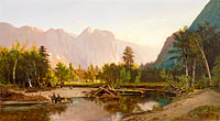 Уильям Кейт: Yosemite Valley