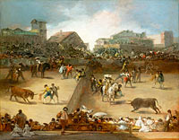 Bullfight in a Divided Ring (2)