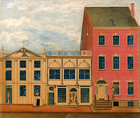 The Shop and Warehouse of Duncan Phyfe, 168–172 Fulton Street, New York City