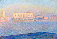 Claude Monet: The Doge's Palace Seen from San Giorgio Maggiore