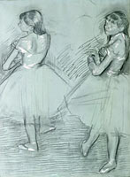 Two Dancers (3)