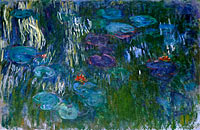Claude Monet: Water Lilies (14)