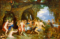 Peter Paul Rubens: The Feast of Acheloüs