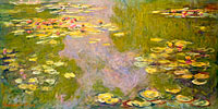 Claude Monet: Water Lilies (18)