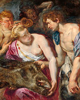 Peter Paul Rubens: Atalanta and Meleager